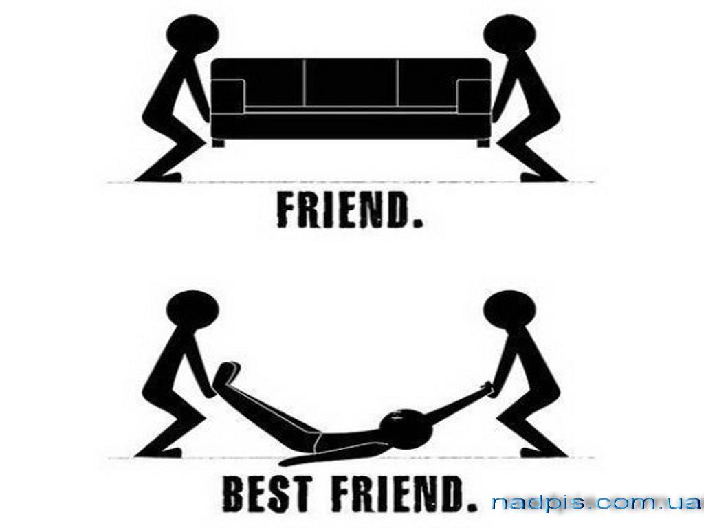 Сравнение друзей